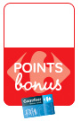 points bonus
