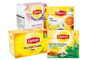 Warme thee Lipton