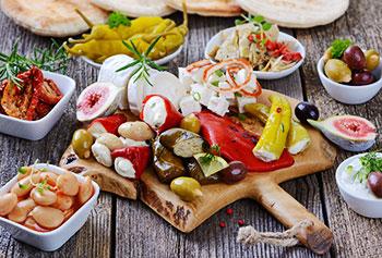 La cuisine grecque vertus m diterran ennes et saveurs - Cuisine grecque traditionnelle ...