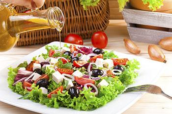 La cuisine grecque vertus m diterran ennes et saveurs for Cuisine grecque