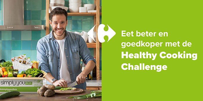 Healthy Cooking Challenge