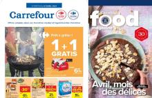 Folders et Food Magazine