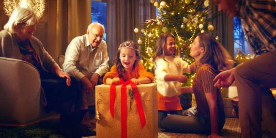 Carrefour : Chacun y trouve ses cadeaux