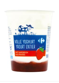 Melk specialiteit platte kaas  Carrefour