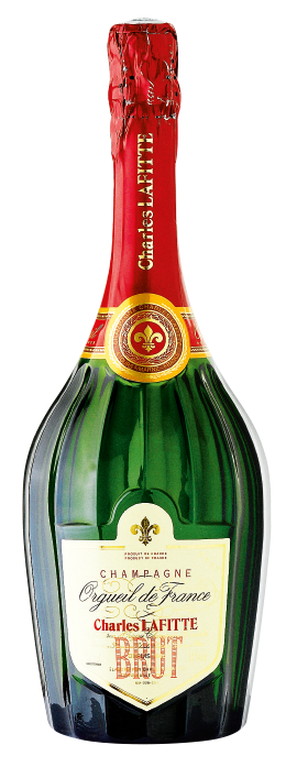 Champagne Orgueil de France