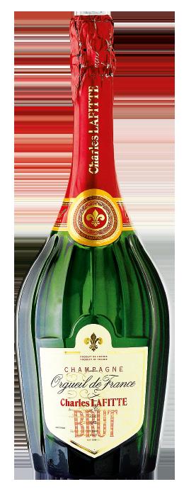Champagne Orgueil de Frankrijk