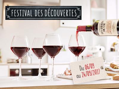 Festival des découvertes