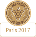 BRONZE PARIS 2017