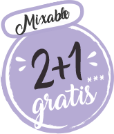 Mixable 2+1 gratis