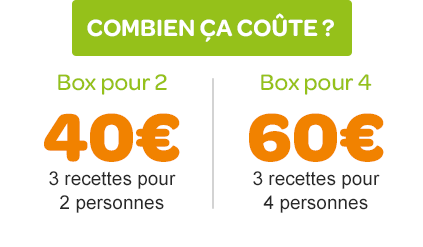 Simply you box : Combien ca coüte ?