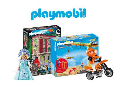 2+1  sur les Playmobil
