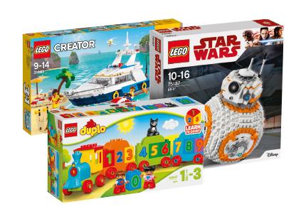 2+1 sur Lego