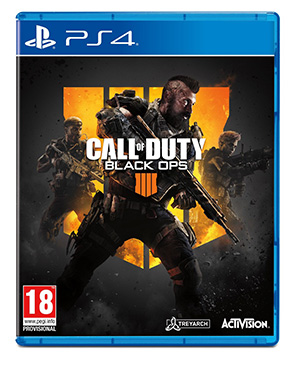 Activision  Call Of Duty Black Ops 4 - PS4