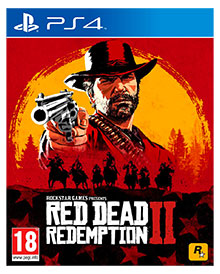 Rockstar Games  Red Dead Redemption II PS4 (FR)