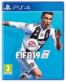 Electronic Arts  FIFA 19 - PS4