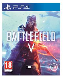 Electronic Arts  Battlefield V - PS4