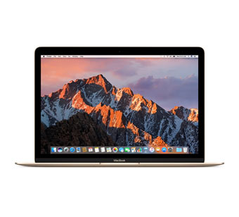 Apple  MacBook 12 (2017) 256GB - Goud