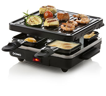 Domo  Just Us DO9147G Raclette/Gril