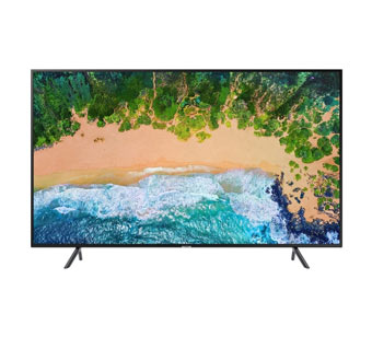 Samsung  UE49NU7100 Smart TV 4K 49 - Zwart