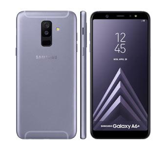 Samsung Galaxy A6 Plus 32GB dual sim - Lavende
