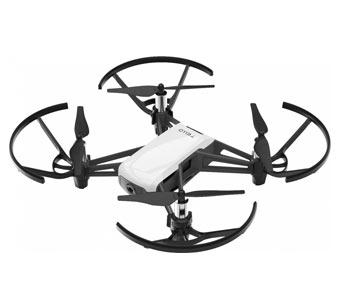 DJI  Drone Ryze Technology Tello - Noir / Blanc