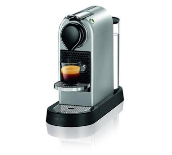 Krups Nespresso CitiZ XN740B10 Machine à café - capsules