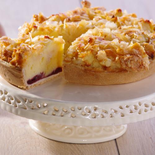 Normandische taart