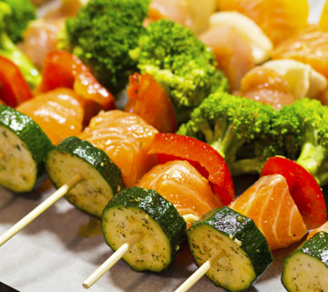 Cuire son poisson au barbecue des astuces savoureuses - Accompagnement poisson grille barbecue ...